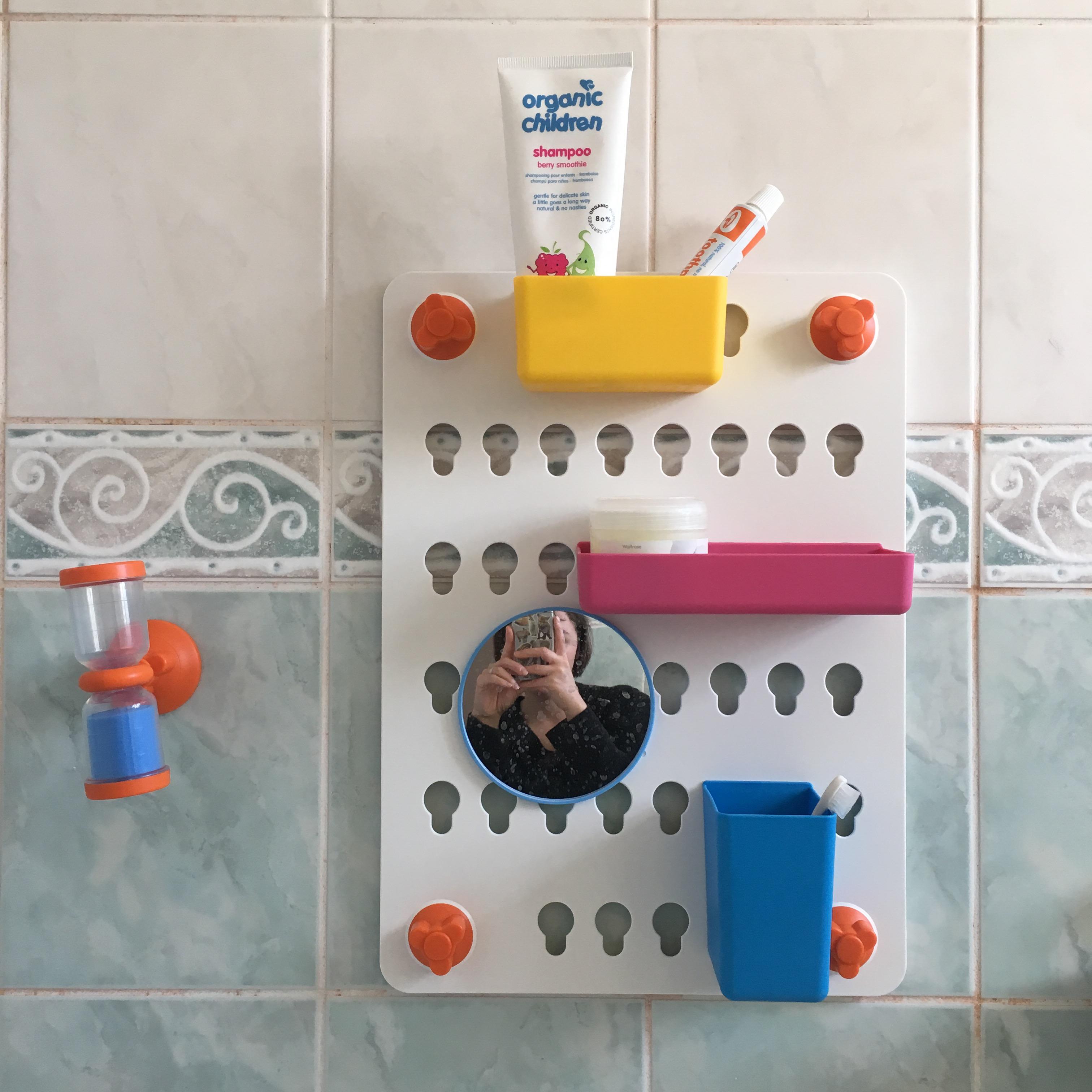 Montessori challenge: the bathroom – A Beautiful Childhood